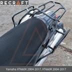 Luggage rack system for Yamaha XT660R 2004-2016