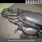 Luggage rack for Kawasaki KLE650 Versys 2007-2009