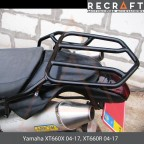 Luggage rack for Yamaha XT660X 2004-2014