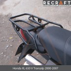 Luggage rack for Honda XL650V Transalp 2000-2006