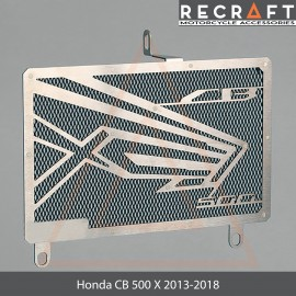 Radiator guard for Honda CB500X 2013-2020
