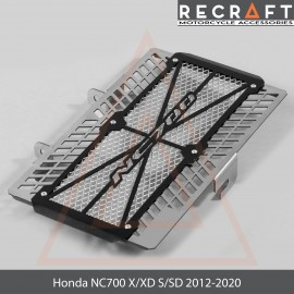 Radiator guard for Honda NC700S / NC700SD 2012-2020