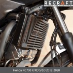 Radiator guard for Honda NC700X / NC700XD 2012-2020