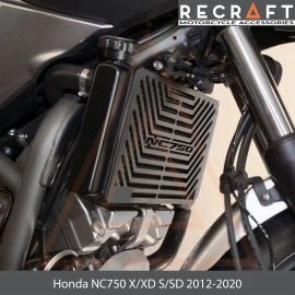 Radiator guard for Honda NC750X / NC750XD 2012-2020