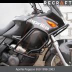 Crash bars for Aprilia Pegasso 650 1998-2003