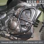 Crash bars for Kawasaki ER6N 2006-2011