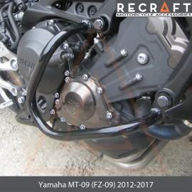 Crash bars for Yamaha MT-09 / FZ-09 2014-2016