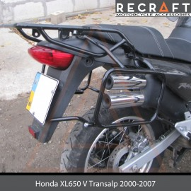 Luggage rack system for Honda XL650V Transalp 2000-2006