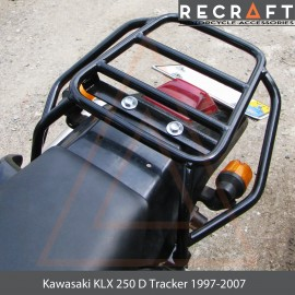 Luggage rack for Kawasaki KLX250 D-Tracker 1998-2007