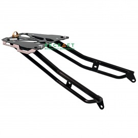 Luggage rack, Central cace mounting for Honda NC700S / NC700SD 2012-2015