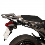 Luggage rack, Central case mounting for Honda NC750S / NC750SD 2012-2015