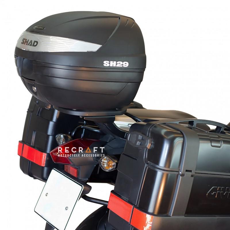 Honda NC 750X/NC750S/NC700X/NC700S/NC700D/NC750D rear rack
