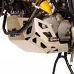 Skid plate for Honda XL700V Transalp 2008-2011