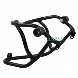 Crash bars with sliders for Honda CB600F Hornet 1998-2006