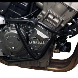 Crash bars with sliders for Honda CB900F Hornet / CB900 919 2001-2007