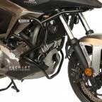 Crash bars with sliders for Honda NC750X / NC750XD 2012-2020