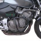 Crash bars with sliders for Honda CB600F Hornet 2003-2006