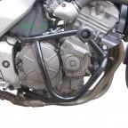 Crash bars with sliders for Honda CB600F Hornet 1998-2002