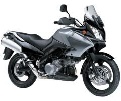Suzuki DL 1000 V-Strom Accessories and Parts