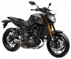 Yamaha MT-09 / FZ-09 Accessories and Parts for Motorcycles