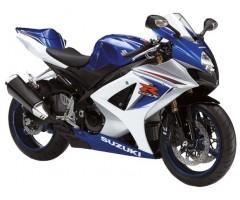 Suzuki GSX-R 1000 Motorcycle Parts and Accessories